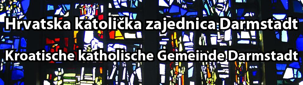 Hrvatska katolička zajednica Darmstadt