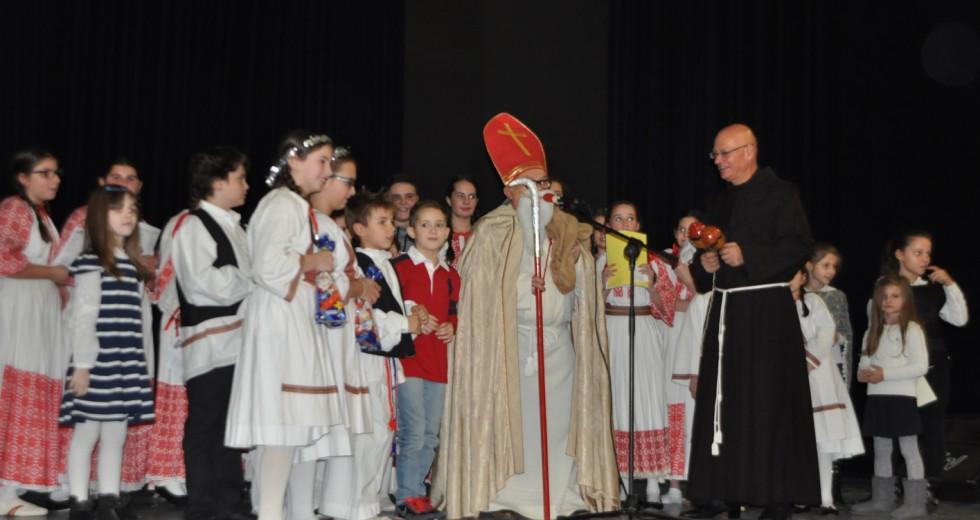 Više stotina gostiju na slavlju Nikolinja u Pfungstadtu