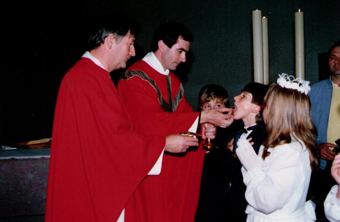 Prva pricest 1987