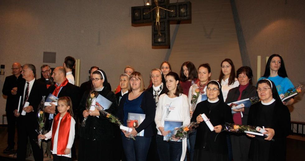 18. smotra zborova održana u Darmstadtu