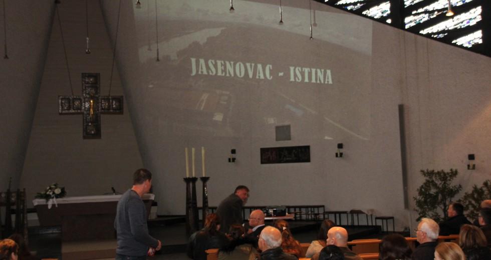 """Film """"Jasenovac-Istina"""" prikazan u našoj zajednici"""