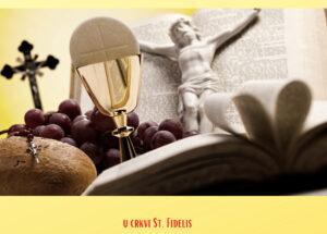 Misa za krizmanike i prvopričesnike
