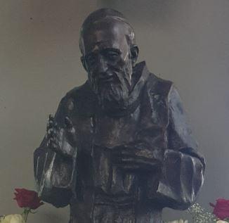 Blagoslovljen kip sv. Leopolda
