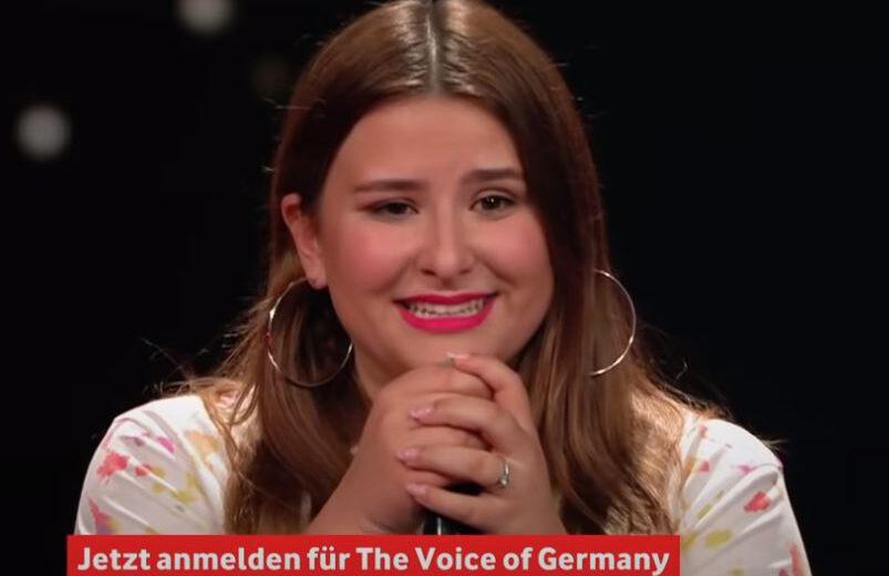 "Naša Katarina u ""The Voice of Germany"""